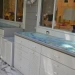 architectural mosaics glass mosaic mosaic art tempered glass mosaic utilitarian art  Glass Mosaic Countertop for Outdoor Kitchen 1004676_10200505000363817_772801739_n-150x150