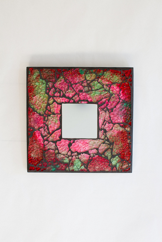 Moonfish Artworks Mosaic Mirror 3