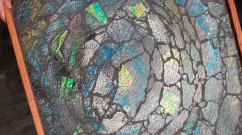 Moonfish Artworks Mosaic Table 1