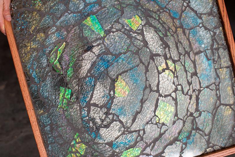 Uncategorized  Deep Blue Mosaic Table tablea1