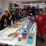 co-creating mosaic art community art community mosaic glass mosaic glass mosaic mural how to make mosaics mosaic classes instruction mosaic mural mural art Nature Mosaics school art mosaic youth mosaics  Youth Art Camp Mosaics 2014-07-16-09.44.08-150x150