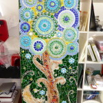 co-creating mosaic art glass mosaic glass mosaic mural large scale art big art mobile mosaic art mosaic classes instruction mystical mosaic art school art mosaic tree of life Uncategorized youth mosaics  Art Day!! Live Mosaic Art by Elementary School Students P1020447-e1438378665819-150x150